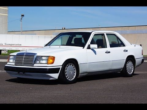 1991 Mercedes-Benz 300d 2 5L Turbo Diesel | Cars-Global
