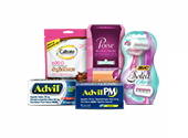 Free Bic Soleil, Advil, Caltrate, and Poise Samples from Target ** HURRY **