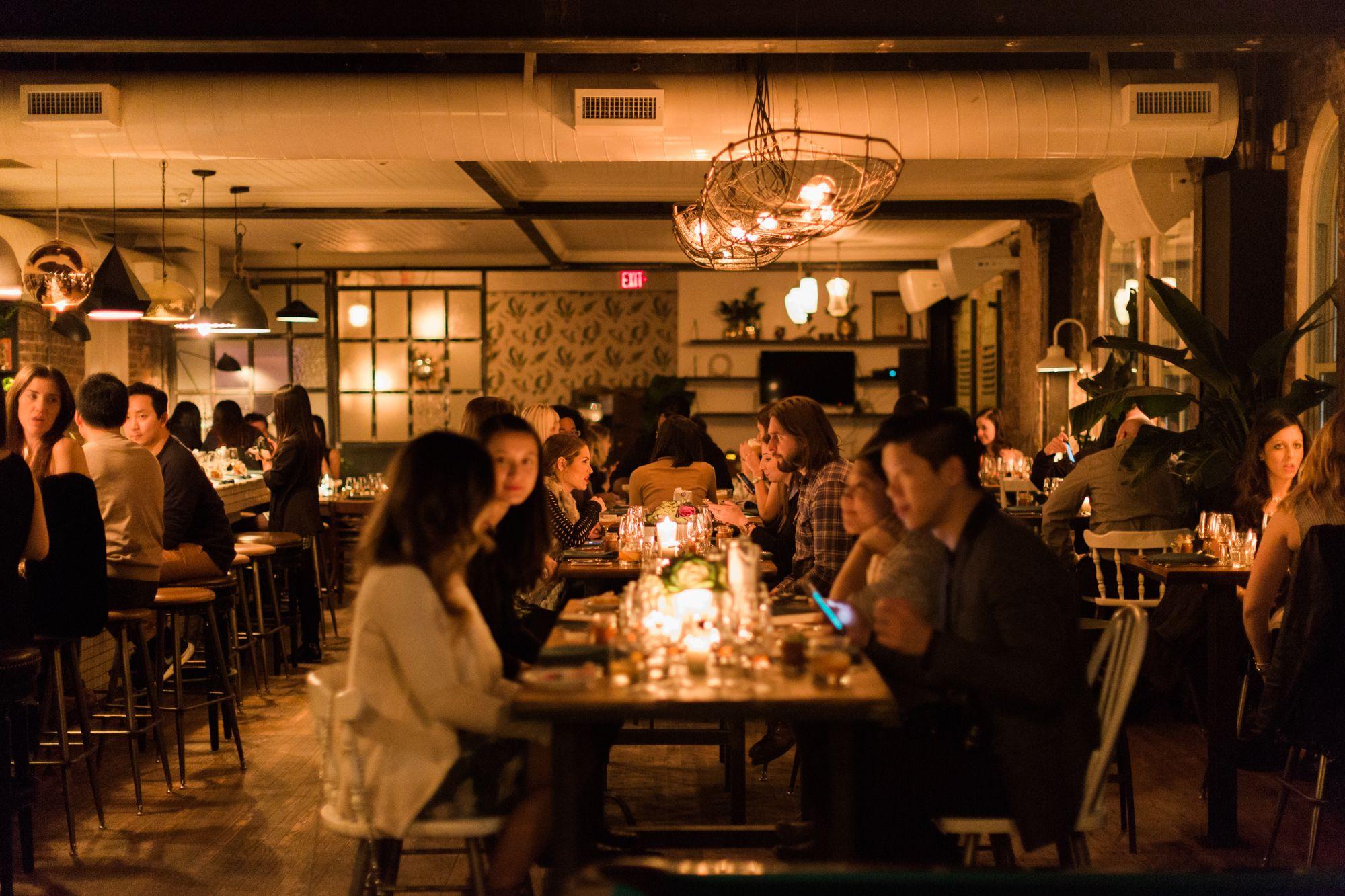 Bourbon Night With Elle Cuisine At Apartment 200, Toronto.