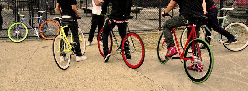 Strada Custom Fixie Bikes Bicicletas Personalizadas