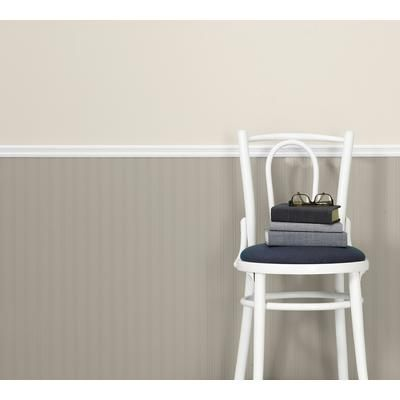 Beadboard Paintable Wallpaper Home Depot (paint and