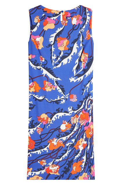 Printed Dress with Silk | Emilio Pucci