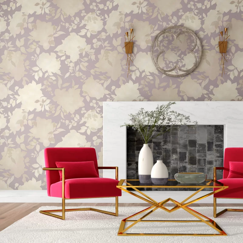 Bungalow Rose Torgerson Chinoiserie Removable Peel And Stick Wallpaper Panel Wayfair In 2020 Removable Wallpaper Wallpaper Panels Textured Wallpaper