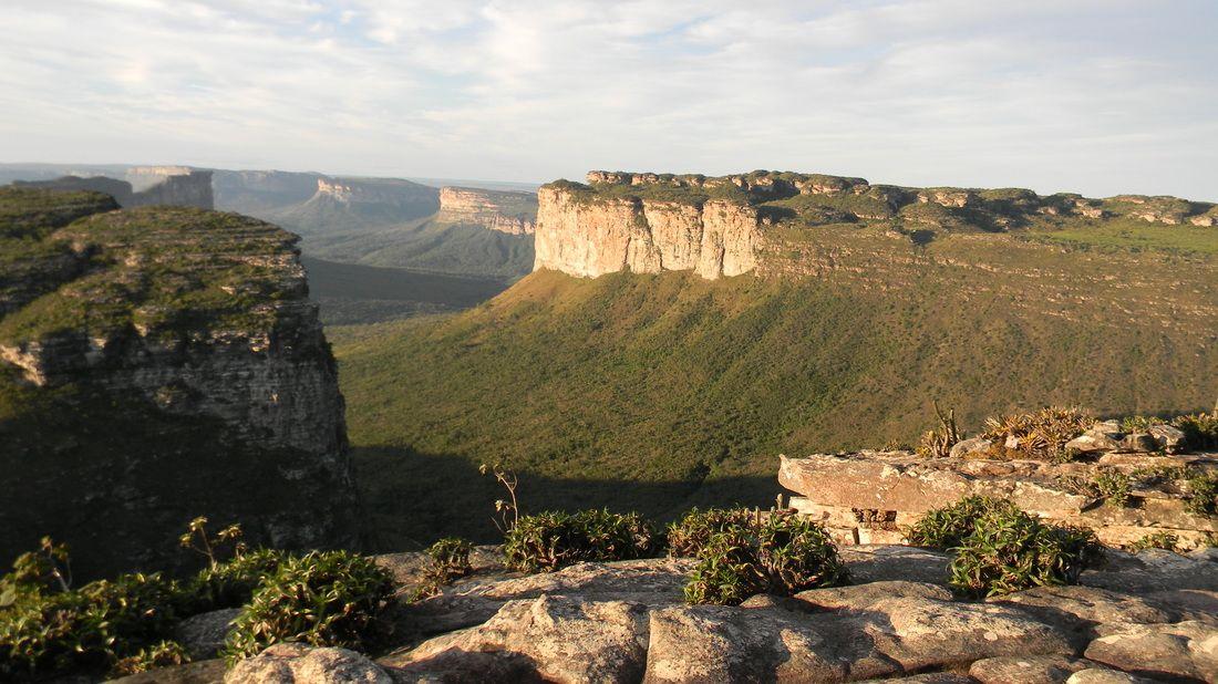 Morro do Pai Inácio - Chapada Diamantina - Lençois, Bahía - 7 Magical Places to Visit in Brazil © Milaglot / milaglot.com