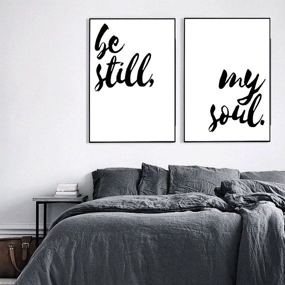 Be Still My Soul 8 x 10 wall art print wall decoration & I carry your heart with me I carry your heart print Love Print ...