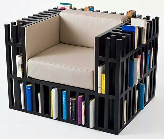 Reading chair. Love it.