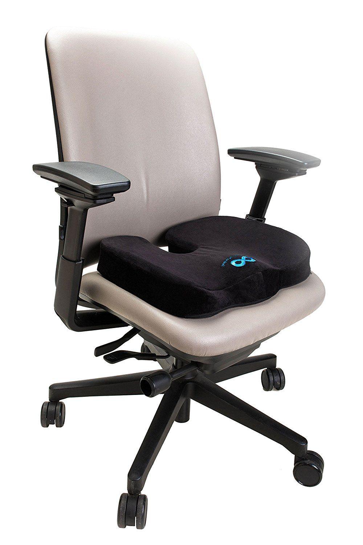 Amazon Com Everlasting Comfort Seat Cushion Home Amp Kitchen Office Chair Cushion Desk Chair Cushion Office Chair