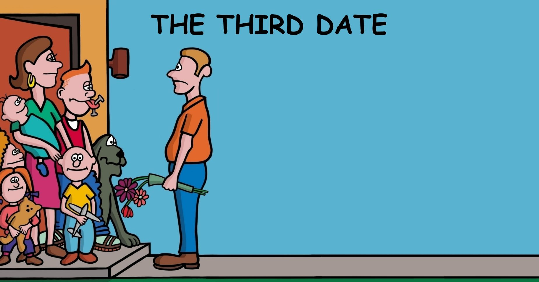 Third date should who for ask the 5 days