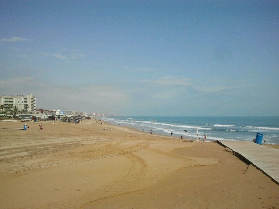 Playa Torrelamata La Mata Beach Beach Fun Outdoor