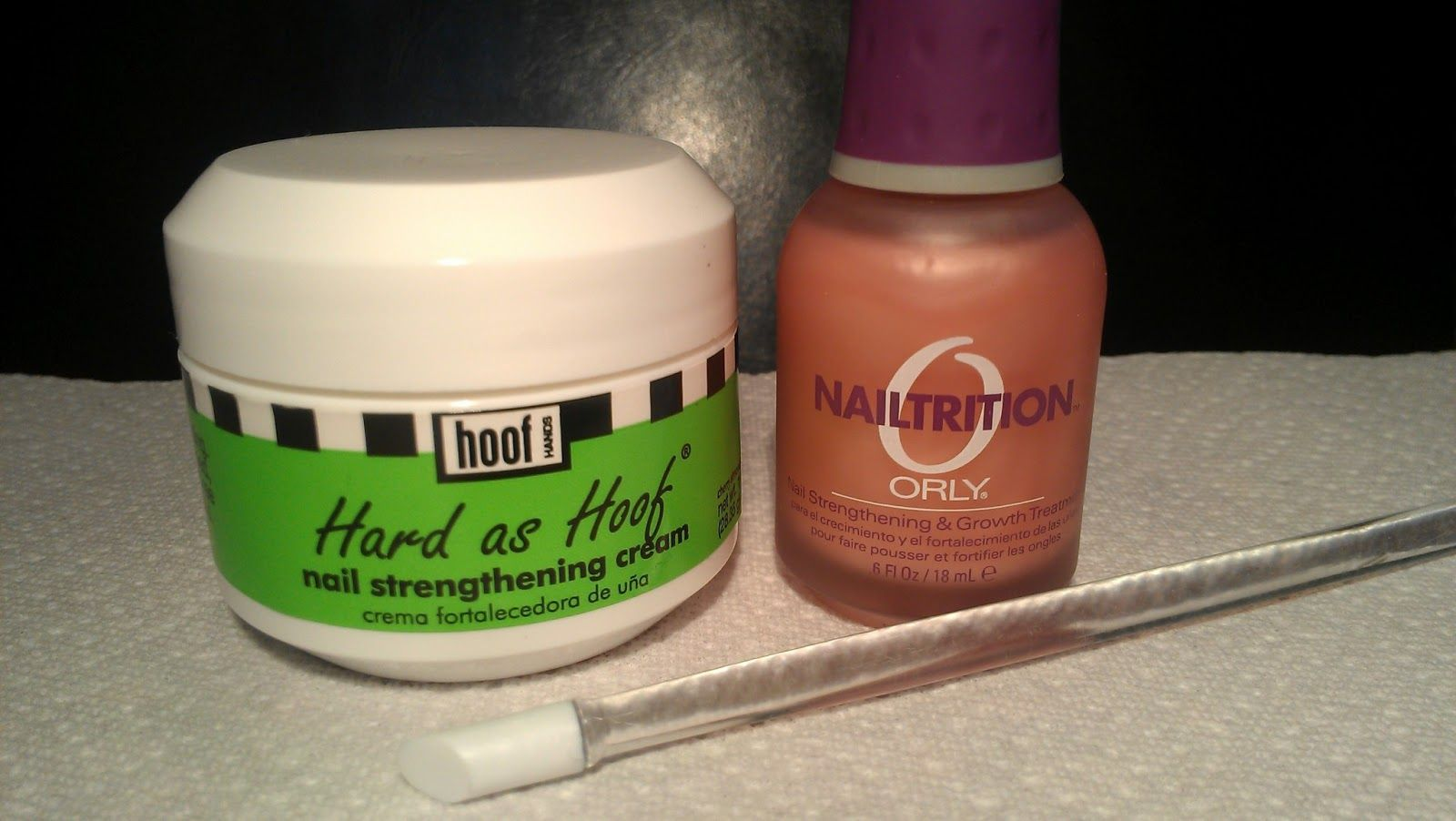 rainysunraynails: My Nail Strengthening Routine and Review