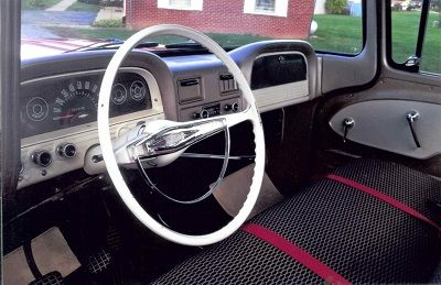 1960 Chevy Pickup Interior Google Search Old Chevy Pickups