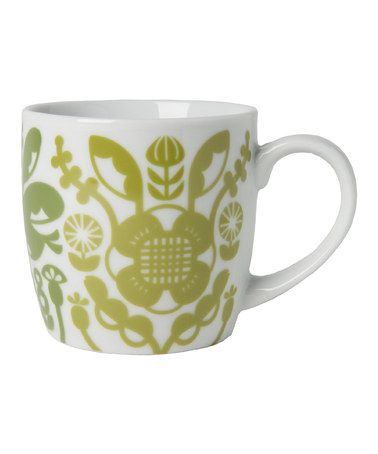 $5.99 Take a look at this Laerke Mug by Now Designs on #zulily today!