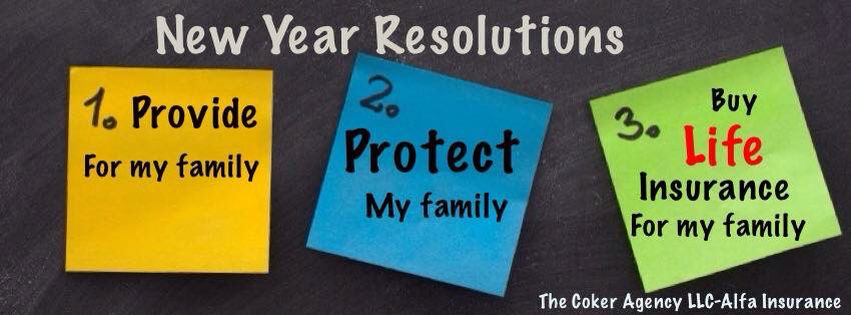 Have you started making your New Years resolution yet ...