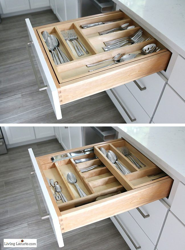 The Most Amazing Kitchen Cabinet Organization Ideas ...