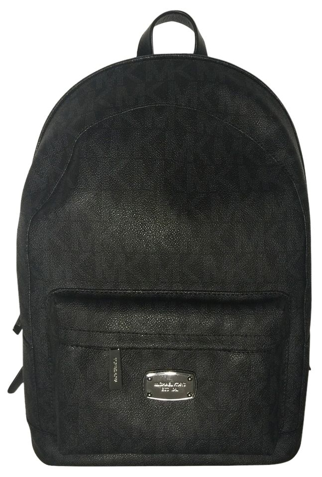 78ffd91fb4a7b9 Michael Kors Jet Set Item Large Signature Mk Backpack. Get one of the  hottest styles of the season! The Michael Kors Jet Set Item Large Sig… |  Handbags