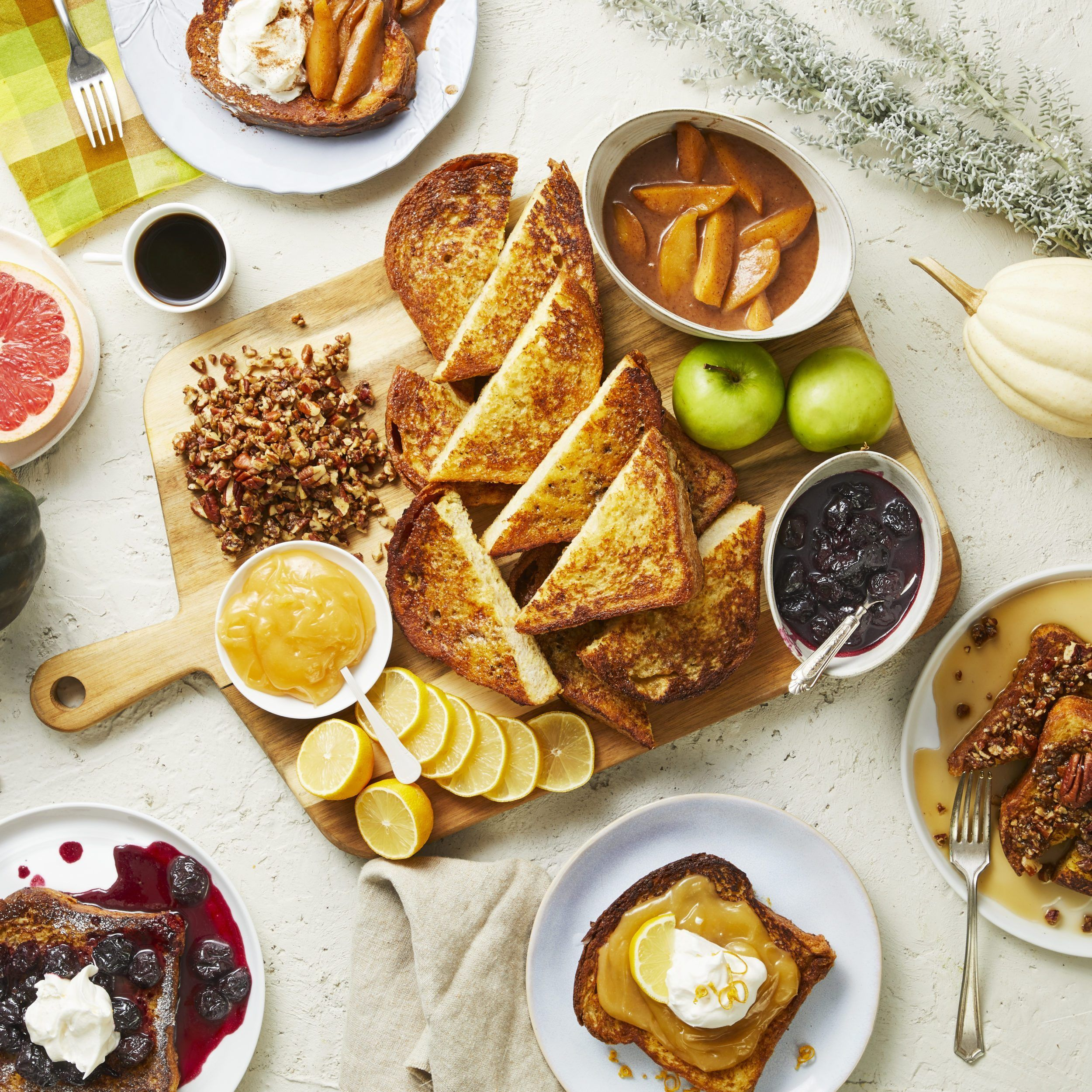 How To Make A Build Your Own Homemade French Toast Bar Homemade