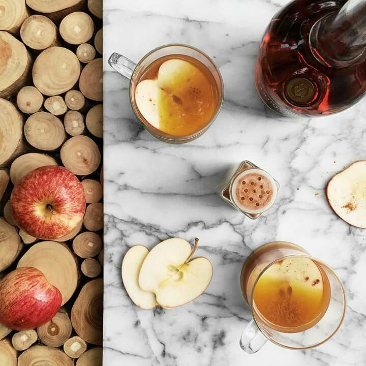 Spice up your hot cider with V.S.O.P