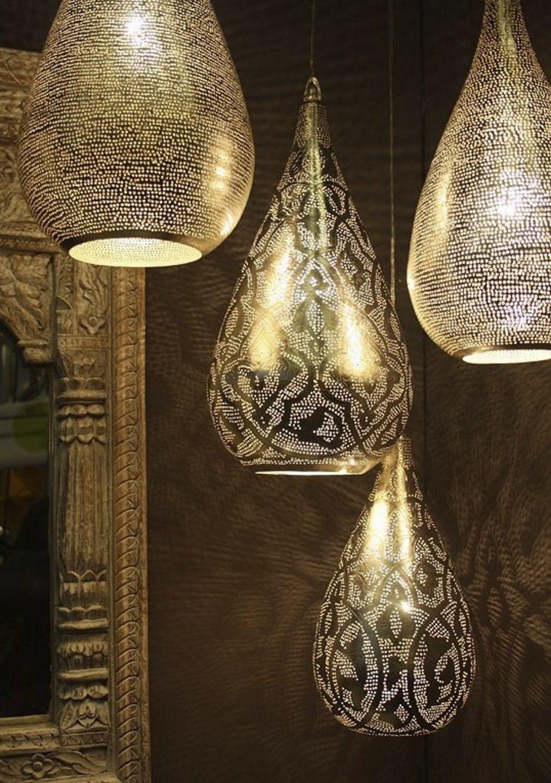 Middle Eastern Pendants Oriental Lamp Metal Lighting