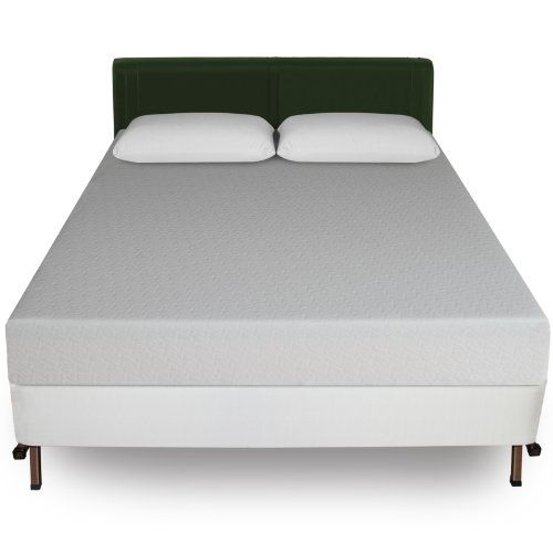 Best Sleep Master 8 Inch Memory Foam Mattress And Bi Fold Box 640 x 480