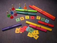 Boomwhackers! The kids' favorite all year...this will be a must have!  Composing with Boomwhackers, this blog is awesome