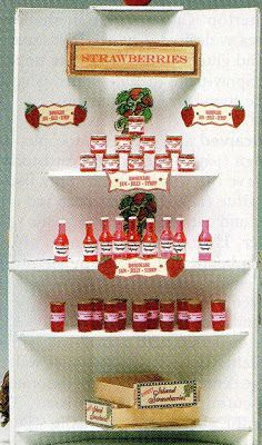 my-easy-diy:  DYI DOLLHOUSE MINIATURES: CREATING BOTTLES FROM...