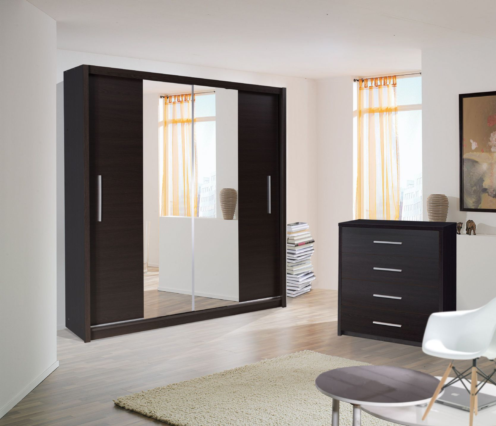 Choose Mirrors Lacquered Gl Beautiful Wood Grains Or A Combination To Make It Closest