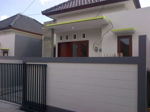 For Sale New House/Minimalis (ready Stock) Type 52/79 Sqm Build