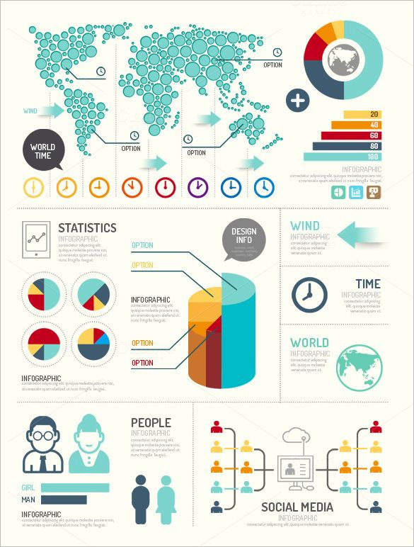 21+ Great Examples of Infographic Design Free  Premium Templates - project proposal example