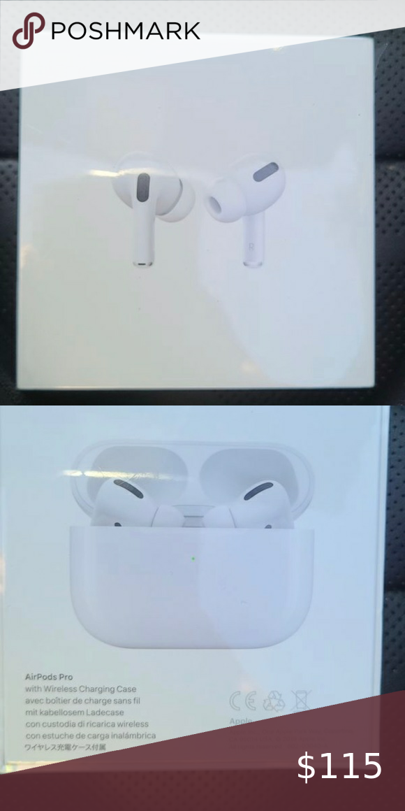 Airpod Pro New Airpods Pro Apple Accessories Airpod Pro Apple Accessories Things To Sell