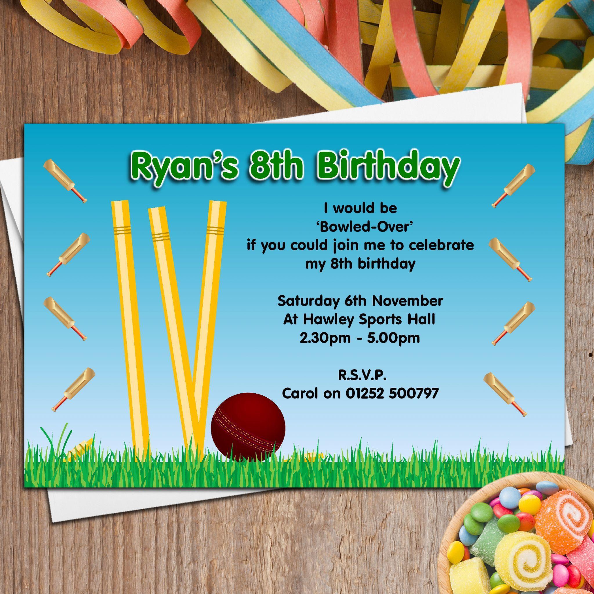 Einladung Kindergeburtstag Text Geschenk Birthday Party