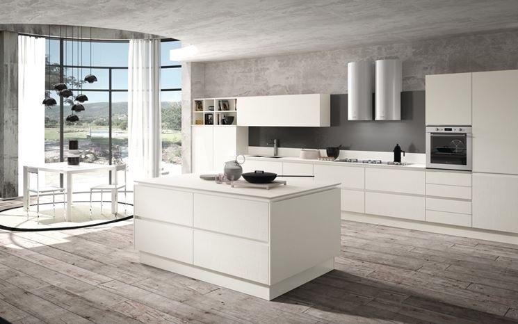 Il colore dei mobili può incidere notevolmente sull\'aspetto dell ...