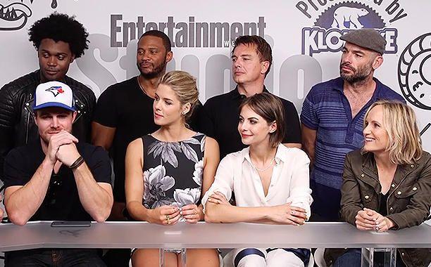 'Arrow' is going back to basics for season 5's villain