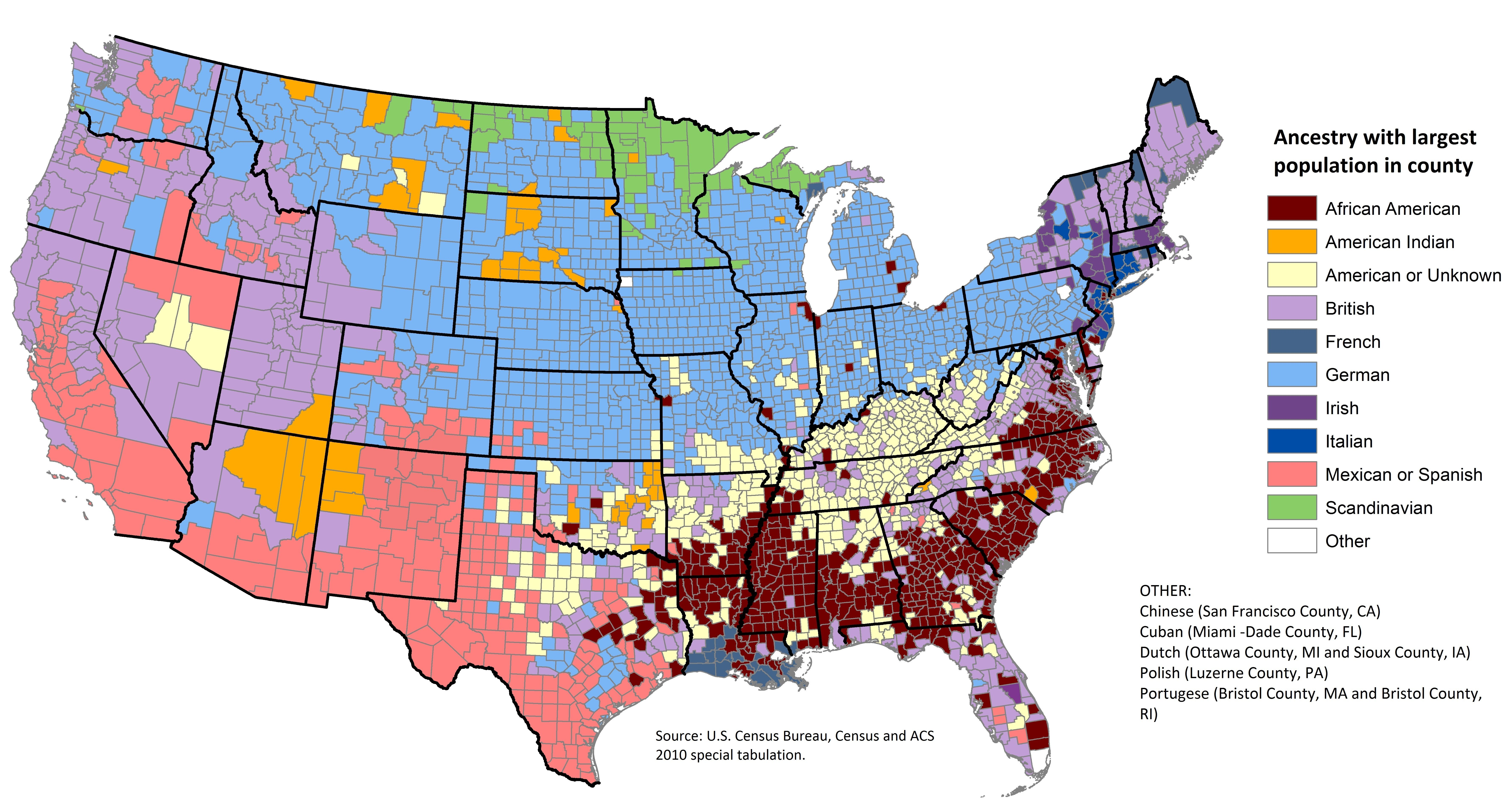 Ancestry Who Do You Think You Are Statchat Map United States Map History