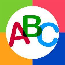 ABC Alphabet Phonics helps kids recognize uppercase and