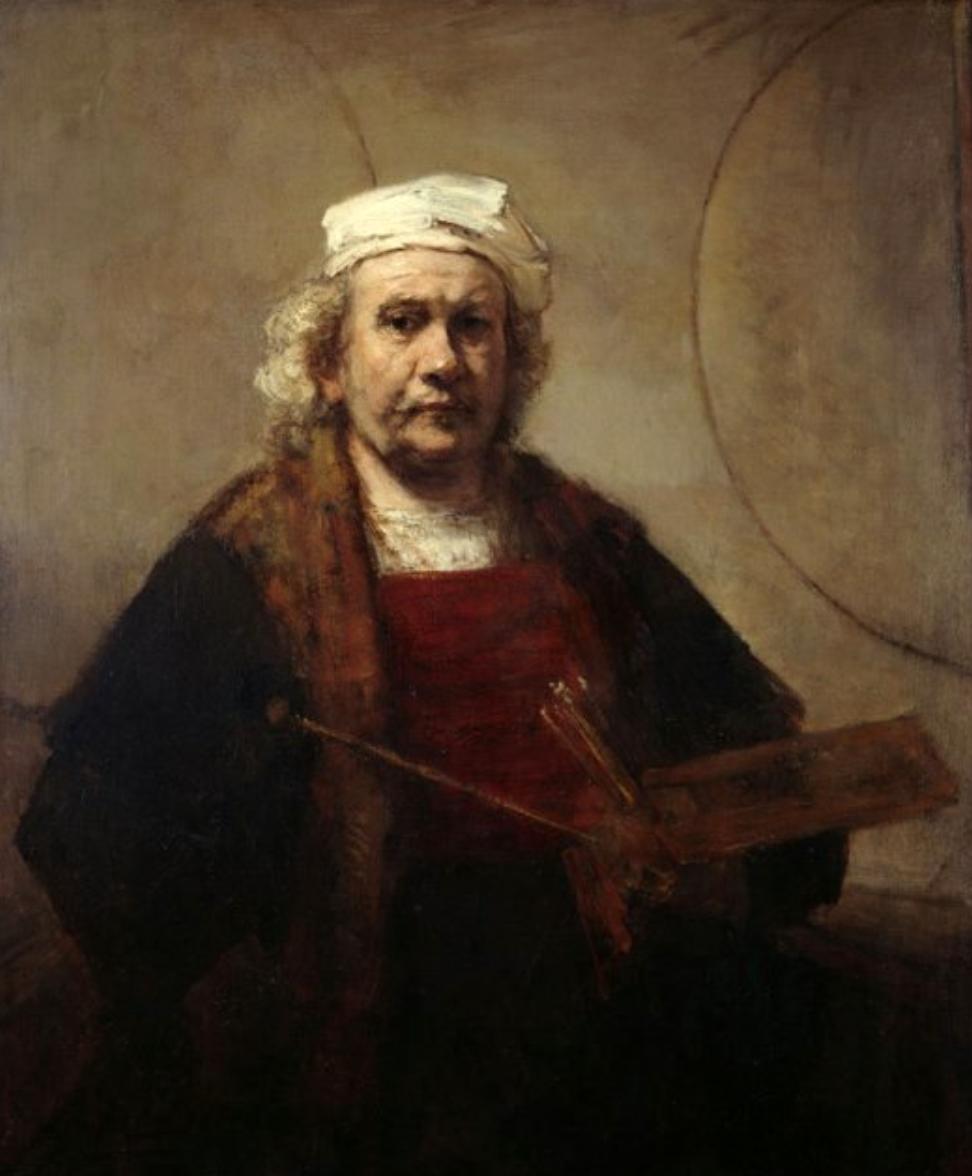 Rembrandt | Rembrandt, Art, Selfie