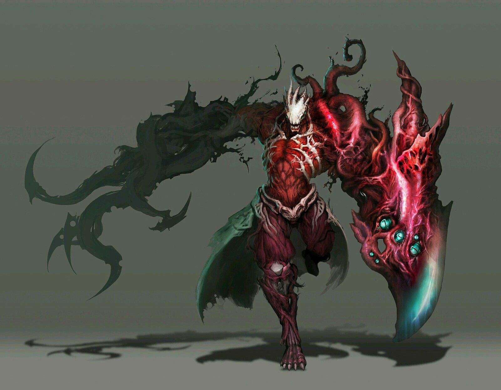Monster force monsters undead and tentacles