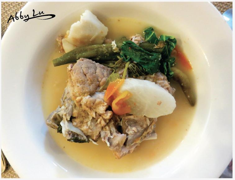 Pork Sinigang from scratch.
