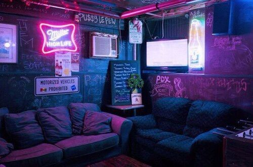 @fashionista1152 (With images) | Neon room, Neon aesthetic ...