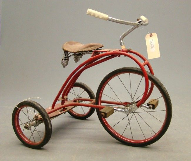 Lot 332 Rocket Tricycle Tricycle Kids Bike Antique Bicycles