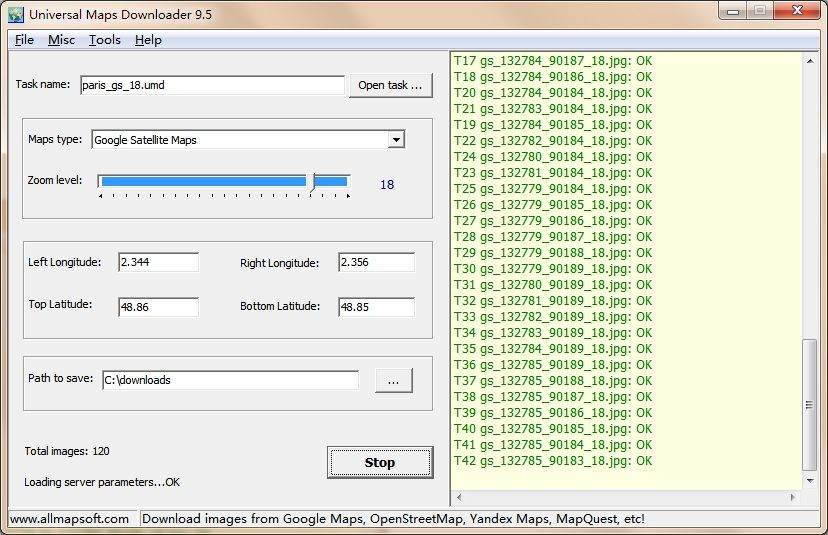 universal maps downloader 7.03 + keygen