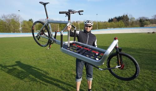 Is This The World S Lightest Cargo Bike Cargo Bike Bullitt Cargo Bike Bike