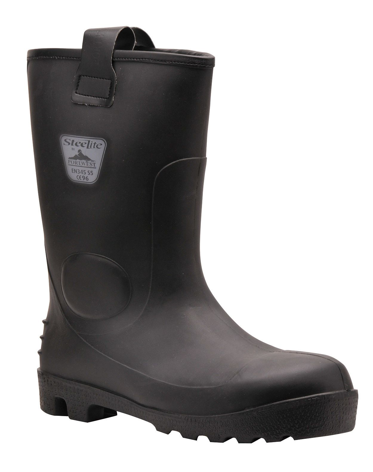 d4370048b2c Portwest FW75 Neptune Rigger S5 - Rigger Boots - Mens Safety Boots ...