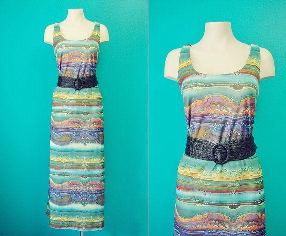 Bleeker Street by Mel Ross Ltd - Earth maxi dress