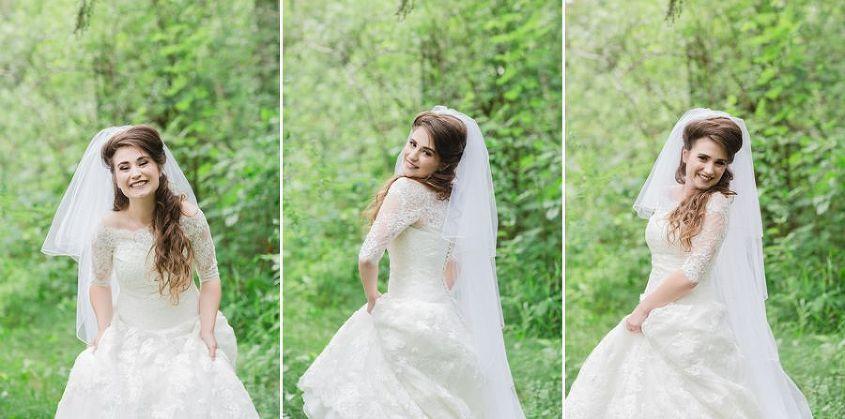 Edmonton bride wedding photography