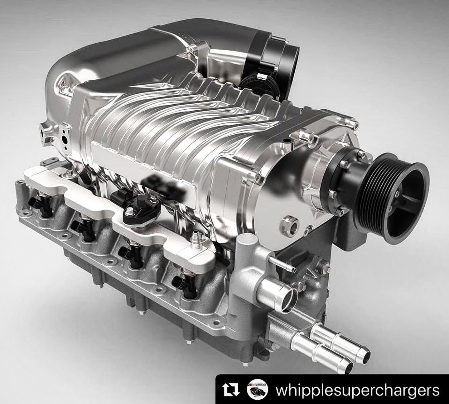 Repost Whipplesuperchargers With Make Repost The Gen 5 3 8l Gt500 Supercharger System Is Here Shelby Gt500 Ford Mustang Shelby Gt500 2014 Ford Mustang