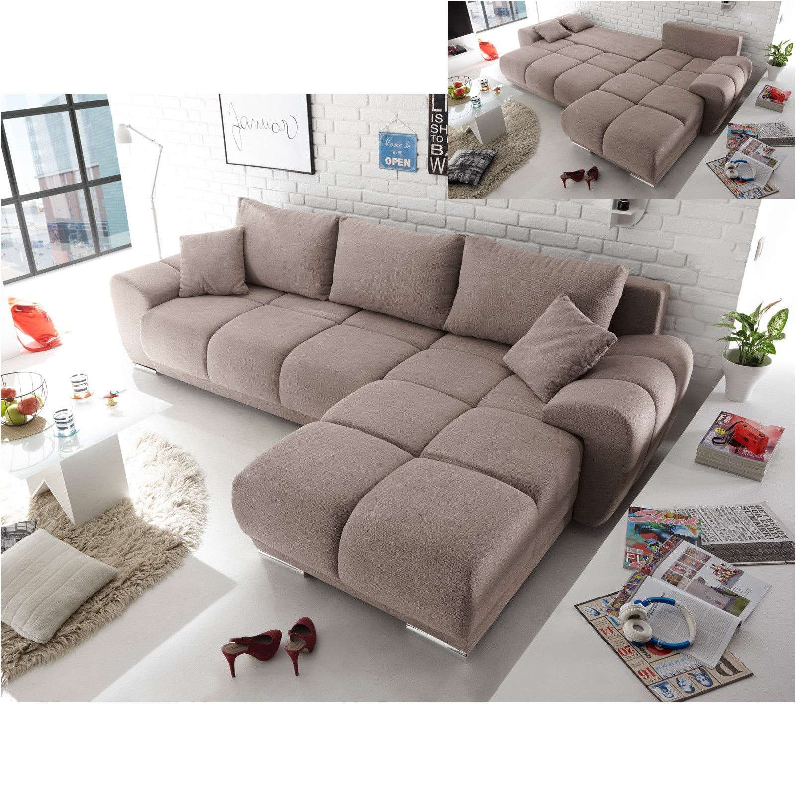 Ordinary Federkern Sofa Mit Schlaffunktion Home Decor Sectional Couch Sofa Couch
