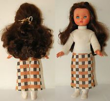 FURGA 3M  ALTA MODA bambola MONICA   - anni ' 60- doll - poupée