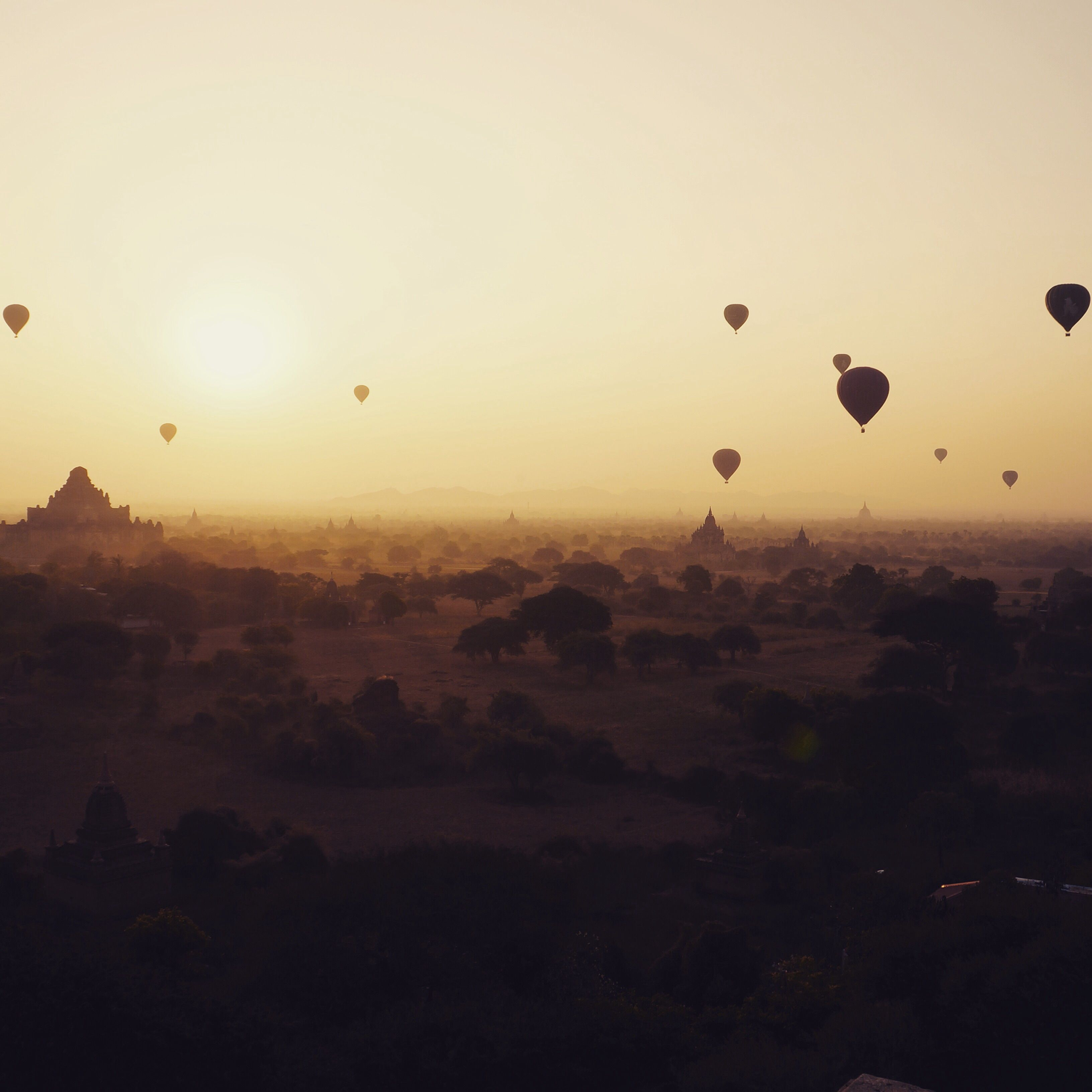 Bagan, Myanmar - Follow our travels at http://www.briefcasetobackpacks.com/travel-blog