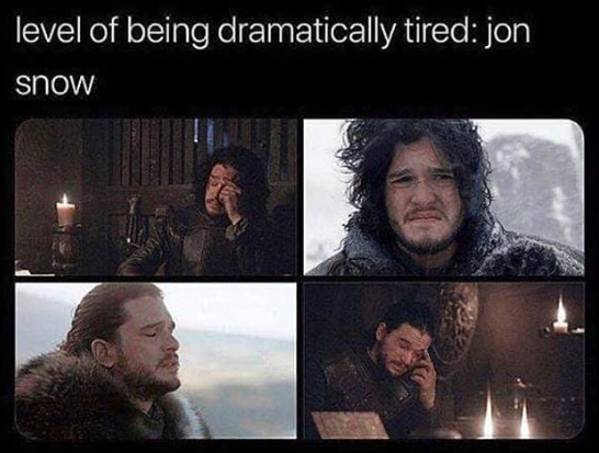 Literally Just 100 Hilarious Memes About Game Of Thrones Season 8