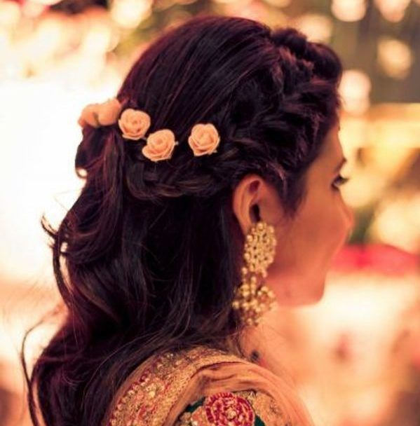 Hairstyles For Lazy Bridesmaids!!! | Weddingplz